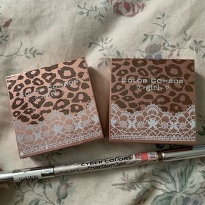 Other - New Brown Eyebrow Powder & Pencil set